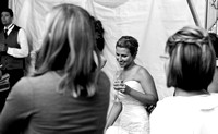 Ansel-Smith Wedding - Candid